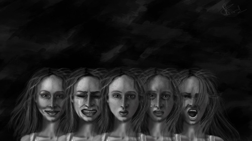 'Faces' by Sneha Paul