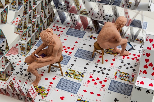 'House of Cards' by Teresa Wells